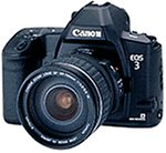 【中古】Canon EOS-3 ボディ