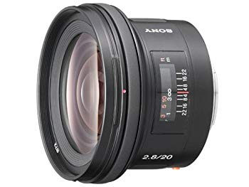 【中古】ソニー SONY 20mm F2.8 SAL20F28