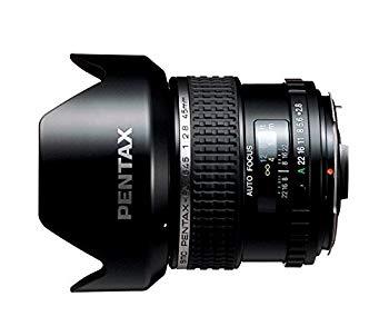 【中古】PENTAX 広角~標準単焦点レンズ FA645 45mmF2.8 645マウント 645サイズ・645Dサイズ 26335