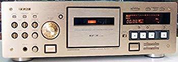 【中古】TEAC カセットデッキ V-6030S ケーブル付き