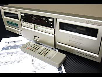 【中古】Pioneer パイオニア T-WD5R Wカセットデッキ