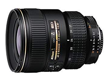 【中古】Nikon 超広角ズームレンズ Ai AF-S Zoom Nikkor 17-35mm f/2.8D IF-ED フルサイズ対応