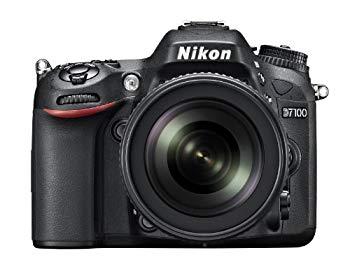 【中古】Nikon デジタル一眼レフカメラ D7100 18-105VRレンズキット AF-S DX NIKKOR 18-105mm f/3.5-5.6G ED VR付属 D7100LK18-105