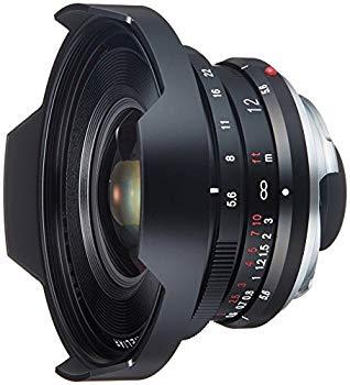 【中古】VoightLander 単焦点広角レンズ ULTRA WIDE-HELIAR 12mm F5.6 Aspherical II