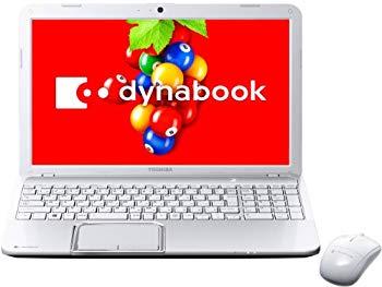 【中古】東芝 ノートパソコン dynabook T552(Office Home and Business搭載) PT55258GBHW