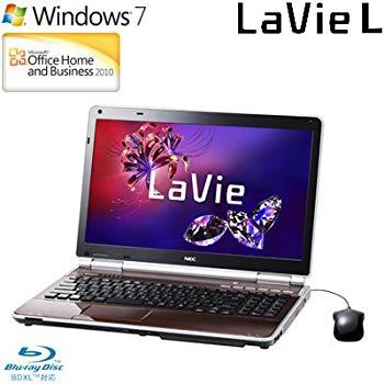 【中古】PC-LL750FS6C LaVie L