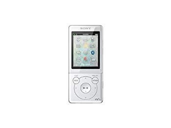 【中古】SONY ウォークマン Sシリーズ 8GB ホワイト NW-S774/W