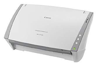 【中古】Canon ドキュメントスキャナ― imageFORMULA DR-2510C A4対応 CISセンサー 読取速度A4カラー25枚/分A4白黒25枚/分 給紙枚数50枚