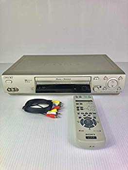 中古 SONY VHSビデオデッキ 21750 高額売筋 信託 SLV-NR500 ソニー