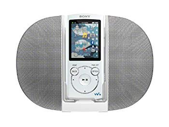 【中古】SONY ウォークマン Sシリーズ [メモリータイプ] スピーカー付 8GB ホワイト NW-S764K/W