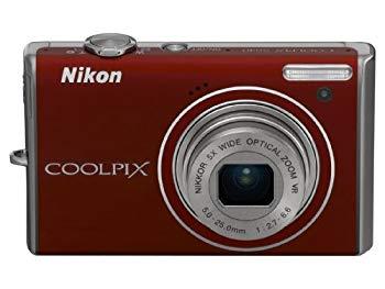 【中古】Nikon デジタルカメラ COOLPIX (クールピクス) S640 プライムレッド S640RD