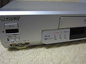 爆買いセール 中古 未使用 未開封品 SLV-R350 VHSハイファイビデオデッキ SONY 受注生産品