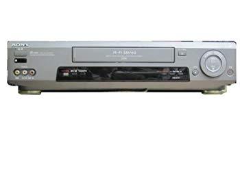 中古 VHSビデオデッキ ソニー SLV-FX9 一週間保証 リモコン付き 正規品送料無料 21840 人気 おすすめ