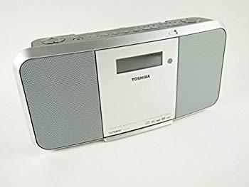 【中古】東芝 SD/USB/CDラジオ シルバーTY-CRX70(S)