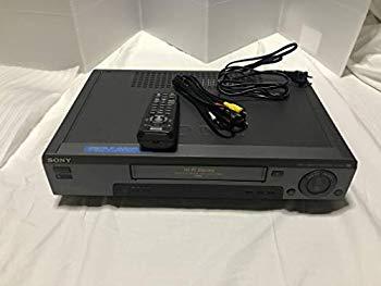 中古 予約販売品 SONY VHS 評価 ビデオデッキ SLV-FT5