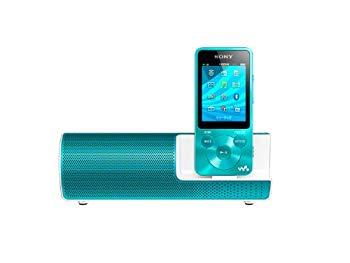 【中古】SONY ウォークマン Sシリーズ 16GB スピーカー付 ブルー NW-S785K/L