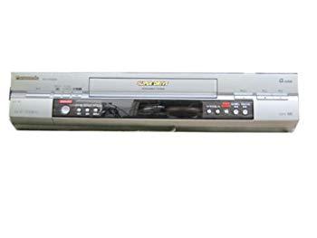 【中古】VHSビデオデッキ パナソニック NV-HX33G (21789)