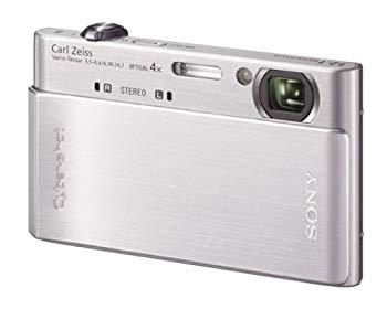 【中古】ソニー SONY デジタルカメラ Cybershot T900 (1210万画素/光学x4/デジタルx8/シルバー) DSC-T900/S