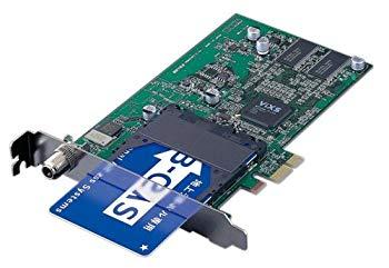 【中古】BUFFALO PCI Express x1用 地デジチューナ DT-H50/PCIE