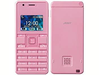 【中古】ストラップフォン2 WX06A willcom [ピンク]