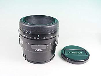 【中古】Minolta AF レンズ 50mm F2.8 Macro