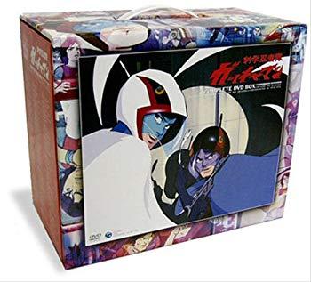 【中古】科学忍者隊ガッチャマン COMPLETE DVD BOX