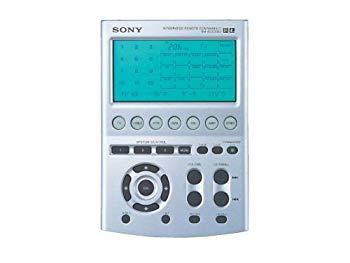 【中古】SONY 学習機能付き多機能リモートコマンダー RM-AV3000U