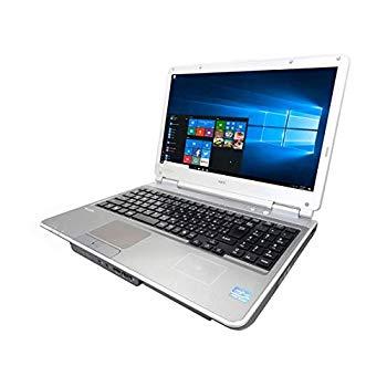 【中古】【Microsoft Office 2016搭載】【Win 10搭載】NEC VD-F/第三世代Core i5-3310M 2.5GHz/超大容量メモリー8GB/新品SSD:240GB/DVDドライブ/10キー付