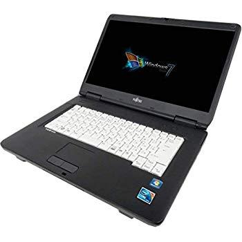 【中古】【Microsoft Office2010搭載】【Win 7搭載】富士通 A550/A/新世代Core i5 2.4GHz/メモリ4GB/HDD160GB/DVDドライブ/大画面15インチ/無線LAN搭載/