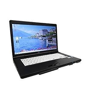 【中古】【Microsoft Office2010搭載】【Win 10 搭載】【新品マウス付き】中古 FUJITSU ノートパソコン A572 第三世代Core i5搭載 メモリー4GB搭載 HDD50