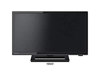 【中古】東芝 19V型地上・BS・110度CSデジタル ハイビジョンLED液晶テレビ(別売USB HDD録画対応)REGZA 19S22