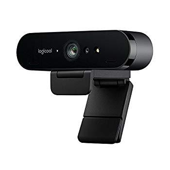 【中古】logicool ロジクール BRIO (ブリオ) RightLight 3 採用 4K Ultra HDウェブカメラ C1000eR