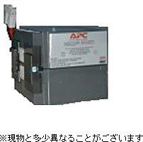 【中古】APC SUA1500J/SUA1500JB交換用バッテリキット RBC7L
