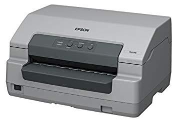 【中古】EPSON インパクトプリンター 24ピン 94桁 7枚複写(オリジナル+6枚) 英数高速390字/秒 パラレルI/F搭載 通帳印刷機能付 PLQ-30S