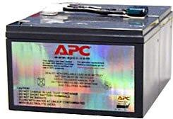【中古】APC SU1000J/SUA1000J交換用バッテリキット RBC6L