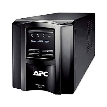 【中古】シュナイダーエレクトリック Smart-UPS 500 LCD 100V SMT500J