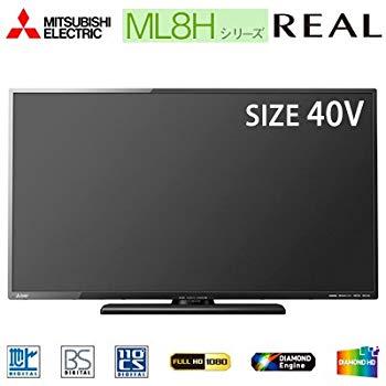 【中古】REAL LCD-40ML8H [40インチ]