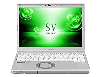【中古】パナソニック Let'sNote/SV7 Let'sNote SVシリーズ (光学ドライブ非搭載) CF-SV7RD7VS