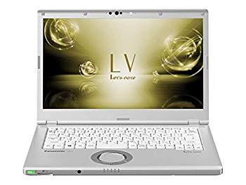 【中古】パナソニック Let'sNote/LV7 Let'sNote LV シリーズ (光学ドライブ非搭載) CF-LV7RD7VS
