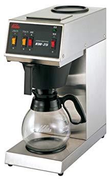 【中古】業務用コーヒー メーカー カリタ KW-25 15杯用