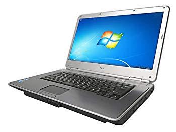 【中古】中古パソコン【Windows7】 無線LAN内蔵 NEC VA-9 (Core2 Duo 2.5GHz 2GB 160GB DVD-ROM Windows7 Professional)【中古ノートパソコン】【中古パ