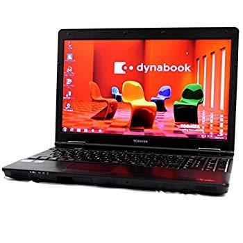 【中古】東芝 TOSHIBA dynabook Satellite B551/E PB551EBGXR7A51 Core i5 4GB SSD 128GB DVDスーパーマルチ 無線LAN 15.6型液晶 Windows7 Professional