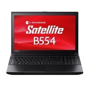 【中古】PB554KBB1R7AA71 dynabook Satellite B554/K