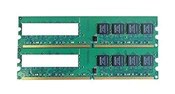 【中古】DDR2-800 PC2-6400 240Pin DIMM SDRAM デスクトップPC用増設メモリ 1GB 2枚組 TSUTAEオリジナルモデル