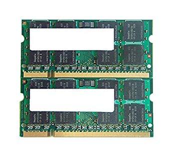 【中古】DDR2-800 PC2-6400 200Pin S.O.DIMM ノートPC用増設メモリ 2GB 2枚組 TSUTAEオリジナルモデル