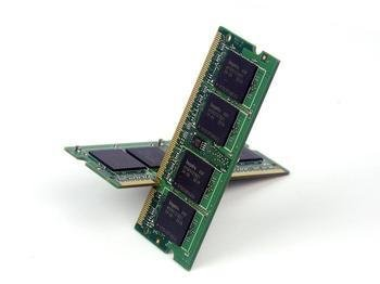 【中古】I・O DATA SDX667-1GX2A互換品 PC2-5300(DDR2-667)対応 DDR2 SDRAM S.O.DIMM 1GB×2枚