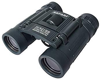 【中古】SAFARI 双眼鏡 8倍21口径 SC821BR COMPACT ミルスケール入り B366