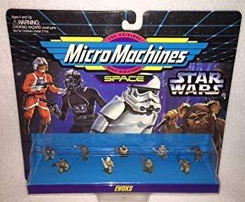 【中古】Star Wars Micro Machines Ewoks / スターウォーズ マイクロマシーン イウォーク