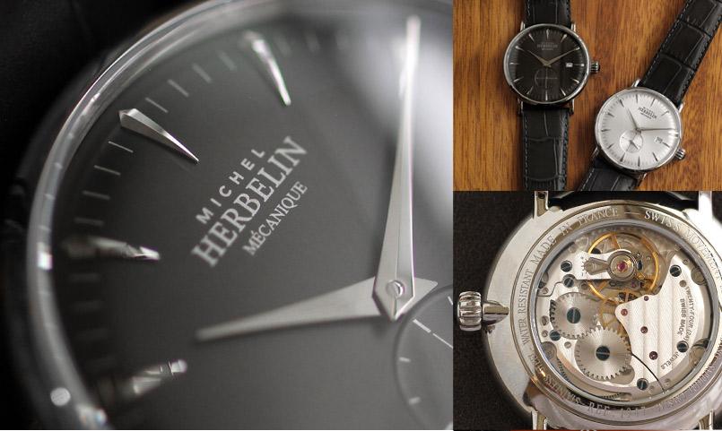 ウオッチ メンズ MICHEL HERBELIN Inspiration1947 ミッシェルエルブラン~インスピレーション1947~40mm・手巻き腕時計・ 1947 14GR クーポン・セール割引対象外ZuPkXi