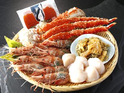 RakutenスーパーSALE!【送料無料】海鮮福袋「※沖縄へお届けの場合は別途送料864円がかかります。」